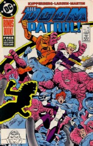 Doom Patrol (2nd Series) 1987 - 1995 #9