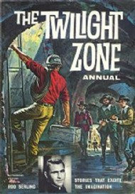 The Twilight Zone Annual  #1965