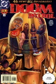 Doom Patrol (3rd Series) 2001 - 2003 #1