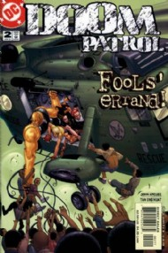 Doom Patrol (3rd Series) 2001 - 2003 #2
