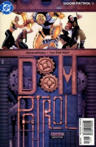 Doom Patrol (3rd Series) 2001 - 2003 #3