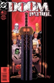 Doom Patrol (3rd Series) 2001 - 2003 #4