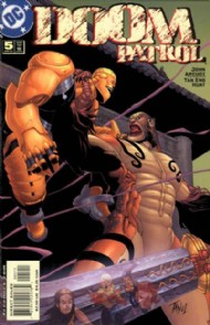 Doom Patrol (3rd Series) 2001 - 2003 #5