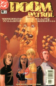 Doom Patrol (3rd Series) 2001 - 2003 #6