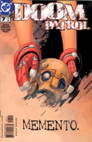 Doom Patrol (3rd Series) 2001 - 2003 #7