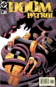 Doom Patrol (3rd Series) 2001 - 2003 #8
