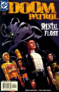 Doom Patrol (3rd Series) 2001 - 2003 #10