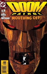 Doom Patrol (4th Series) 2004 - 2006 #8