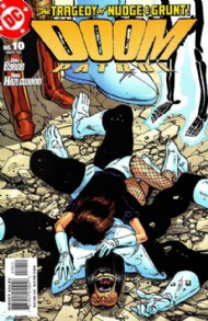 Doom Patrol (4th Series) 2004 - 2006 #10