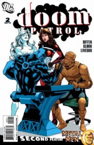 Doom Patrol (5th Series) 2009 - 2011 #2