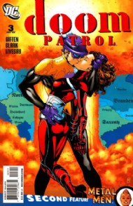 Doom Patrol (5th Series) 2009 - 2011 #3