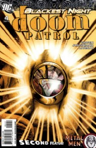 Doom Patrol (5th Series) 2009 - 2011 #4