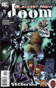 Doom Patrol (5th Series) 2009 - 2011 #5