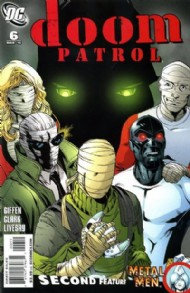 Doom Patrol (5th Series) 2009 - 2011 #6