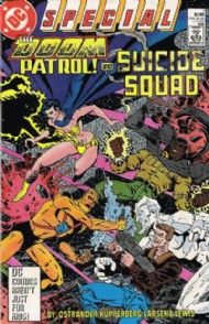 Doom Patrol and Suicide Squad Special 1988 #1