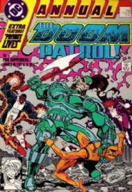Doom Patrol Annual 1988 - 1994 #1