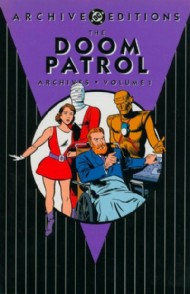 Doom Patrol Archives 2002 #1