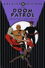Doom Patrol Archives 2002 #3
