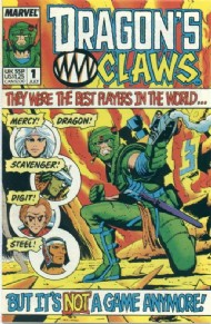 Dragon's Claws 1988 - 1989 #1