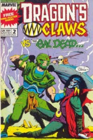 Dragon's Claws 1988 - 1989 #2