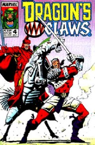 Dragon's Claws 1988 - 1989 #4