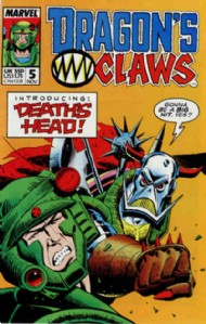 Dragon's Claws 1988 - 1989 #5