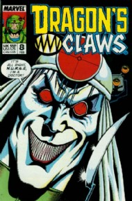 Dragon's Claws 1988 - 1989 #8