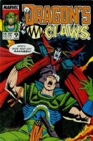 Dragon's Claws 1988 - 1989 #9