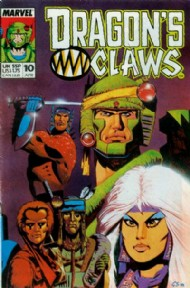 Dragon's Claws 1988 - 1989 #10
