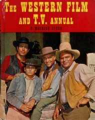 The Western Film and T.V. Annual  #1963