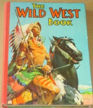 The Wild West Book  #1952
