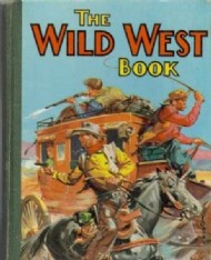The Wild West Book  #1954