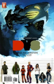 Dv8: Gods and Monsters 2010 - 2011 #8