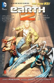 Earth 2: the Tower of Fate 2013 #2