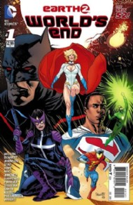 Earth 2: World's End 2014 - 2015 #1