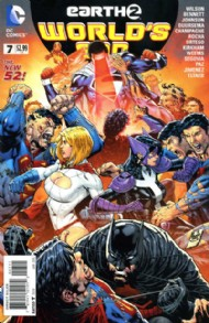 Earth 2: World's End 2014 - 2015 #7