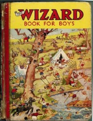 The Wizard Book for Boys  #1936