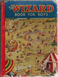 The Wizard Book for Boys  #1937
