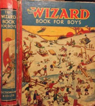 The Wizard Book for Boys  #1938