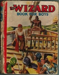 The Wizard Book for Boys  #1942