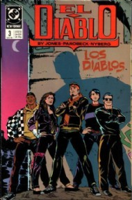 El Diablo (Series One) 1989 - 1991 #3