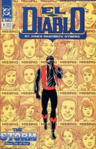 El Diablo (Series One) 1989 - 1991 #5