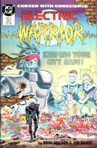Electric Warrior 1986 - 1987 #2