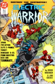 Electric Warrior 1986 - 1987 #3