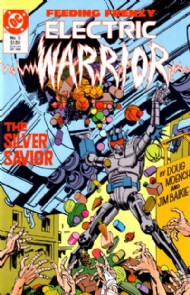Electric Warrior 1986 - 1987 #5