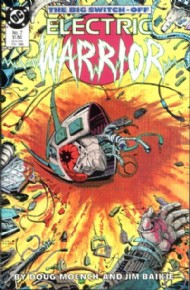 Electric Warrior 1986 - 1987 #7