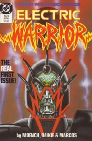 Electric Warrior 1986 - 1987 #9