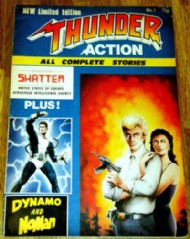 Thunder Action 1986 #1