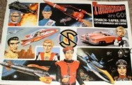 Thunderbirds Are Go Catalogue  #1986