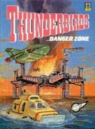 Thunderbirds Danger Zone  #1992